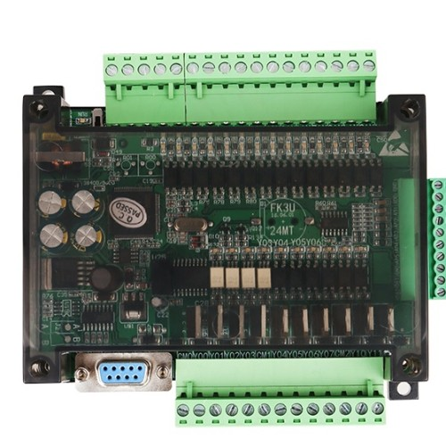 Board FX3U-24MT-6AD-2DA