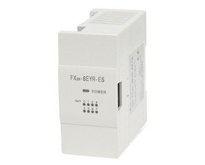 Module mở rộng Mitsubishi 8 Out Relay FX2N-8EYR