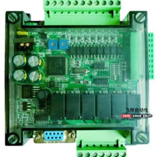 Board FX3U-14MR-6AD-2DA