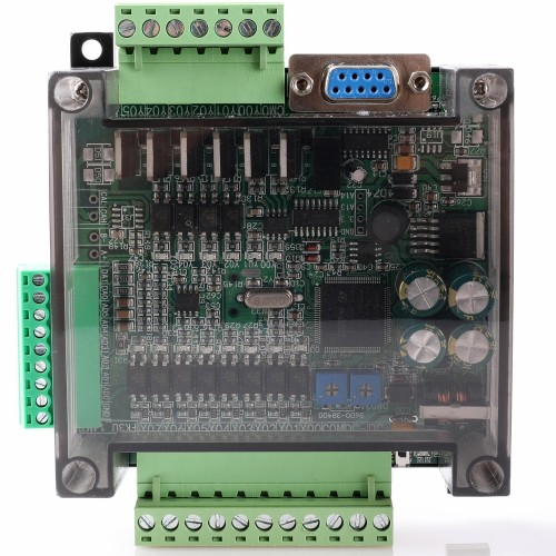 Board FX3U-14MT-6AD-2DA