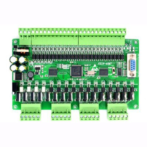 Board FX3U-48MT-6AD-2DA